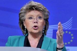 Спростити візи для українців не дозволяє віце-президент Єврокомісії