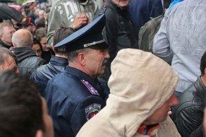 Оголошений у розшук екс-начальник одеської міліції Фучеджі з'явився на російському ТБ