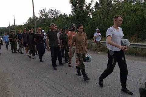 """""""ДНР"""" передала Україні 12 полонених, але один з них відмовився від обміну (оновлено)"""