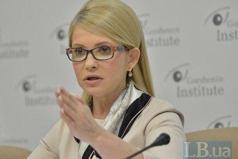 У президентському рейтингу лідирує Юлія Тимошенко, - КМІС