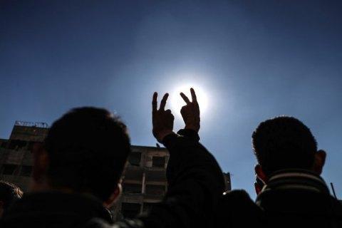 Як починалася революція в Сирії. Свідчення очевидця
