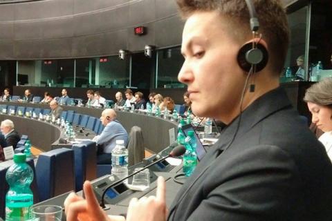 Савченко не повернеться в Україну до 16 березня