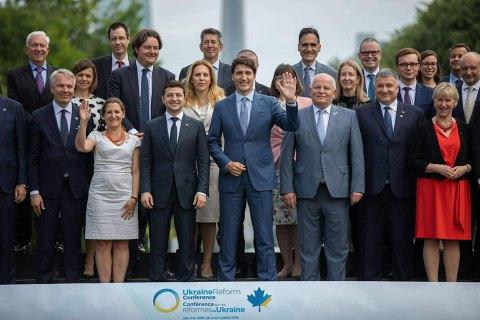 Зеленський розповів про поїздку в Канаду: 19 важливих зустрічей і кілька заходів