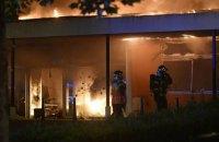 Убийство 22-летнего водителя полицией привело к беспорядкам во Франции