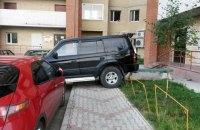 Кличко має намір підняти в Києві штрафи за неправильне паркування