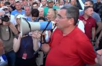 После смены власти в Молдову вернулся лидер пророссийской партии Ренато Усатый