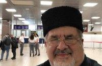 Румунські прикордонники 3,5 години тримали Чубарова в аеропорту без паспорта
