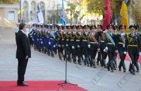 К 2012 году Янукович ожидает принятие новой Военной доктрины
