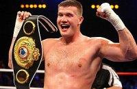 Александр Дмитренко поднялся на шестую строчку рейтинга WBC