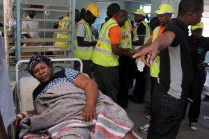 В Нигерии снова звучали взрывы в церквях
