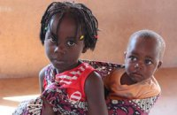 """""""Наші"""" африканські діти"""