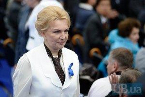 Богатырева: здоровье Тимошенко в руках у немецкого врача