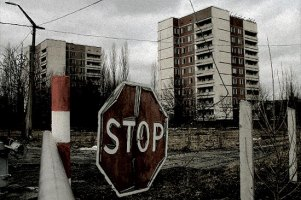 Двое голландцев и казах вломились в Чернобыльскую зону