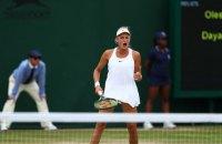 Ястремская вышла в четвертьфинал турнира в Люксембурге, обыграв экс-первую ракетку мира