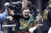 WBA зобов'язала Усика провести захист титулу з Денисом Лебедєвим