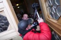 Егор Соболев угрожал взрывом гранаты у Рады