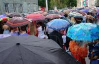 Завтра в Киеве обещают дождь, до +22
