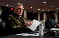 Американські генерали всупереч заявам Байдена заявили, що радили залишити в Афганістані 2,5 тис. солдатів