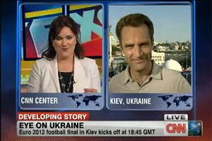 На CNN захоплені Україною та Євро-2012