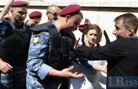"""На Киевщине милиция задержала участников """"казни судьи"""""""
