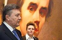 Янукович обеспокоен ненадлежащими условиями хранения рукописей Шевченко