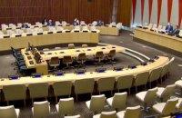 Радбез ООН провів перше невіртуальне засідання з початку пандемії коронавірусу
