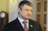 В парламенте зарегистрировано постановление об отставке Попова