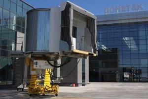Донецький аеропорт не прийматиме рейсів до 30 червня