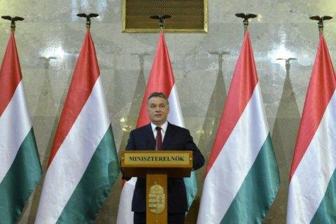 Венгерская армия начала антимигрантские учения