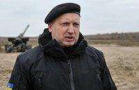 Турчинов заявил о сохраняющейся угрозе наступления России со стороны Крыма