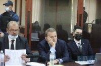 Печерский райсуд начал заседание по продлению Медведчуку меры пресечения, в отводе судьи отказано (обновлено)