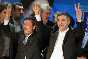 Ахмадинежада могут наказать за продвижение кандидата в президенты Ирана