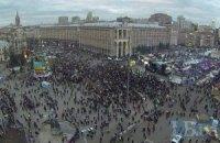 Милиция установила личность умершего возле Майдана