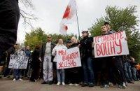 На юге Украины прошли акции сепаратистов