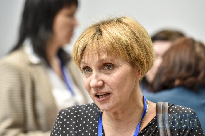 Тетяна Чумак
