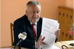 """""""Свобода"""" хочет отправить волынского губернатора в отставку"""