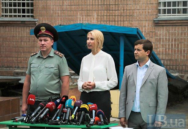 Первый заместитель министра юстиции Наталья Севостьянова