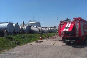 На нафтобазі WOG нардепа Єремеєва стався вибух