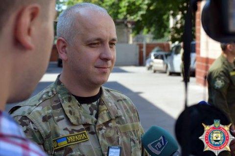 Міліцію Маріуполя очолив Сергій Матвійчук
