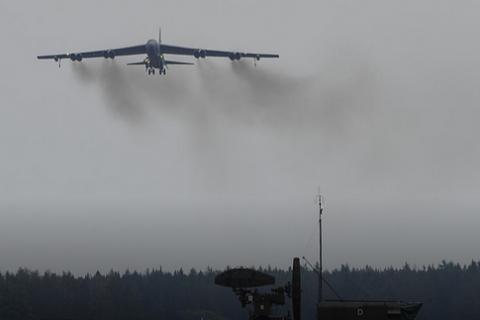 У Чехію прибули стратегічні бомбардувальники США