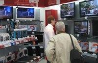 Продажі техніки в українських магазинах впали на 30-40%