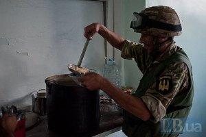 Рада упростила организацию питания армии