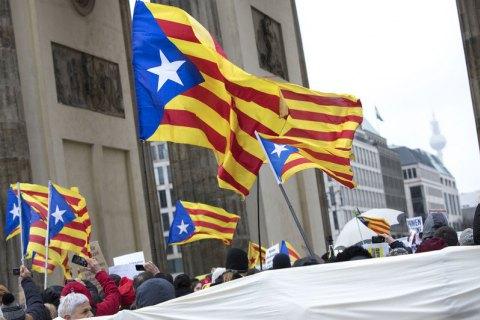 ВГермании суд оставил под арестом прежнего руководителя испанской Каталонии Карлеса Пучдемона