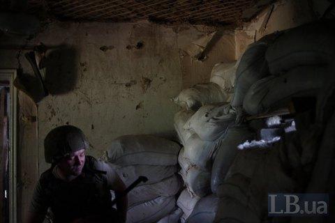 За день бойовики на Донбасі зробили 11 обстрілів