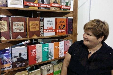 У видавця Анетти Антоненко провели обшук і вилучили особисті речі