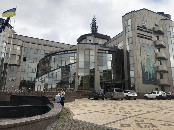 Здание Украинской ассоциации футбола