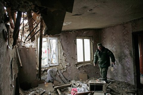 За день бойовики 37 разів обстріляли сили АТО
