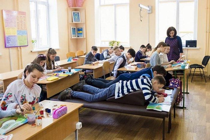 школа-інтернат №3 м. Дніпра для дітей, які мають проблеми зі спиною.