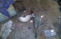 Житель прифронтового села получил ранения при попытке распилить снаряд от зенитки