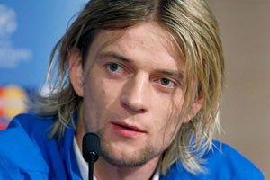 Тимощук: хотелось бы сыграть в ЛЧ с кем-то из Украины